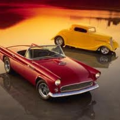 History of Cars timeline