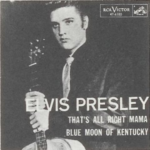 Rock and Roll was made famous by Elvis Presley (A.D.)