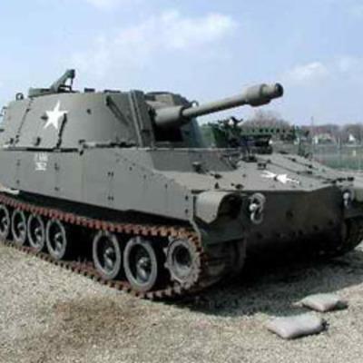 Military Tanks timeline