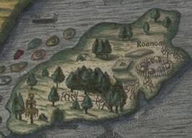Roanoke was established