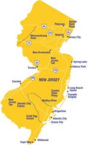 New Jersey was established