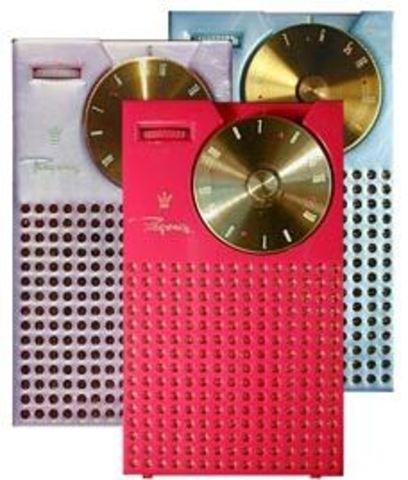 first Portable Transistor Radio