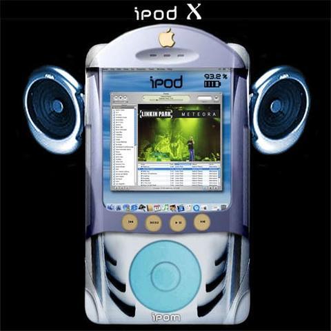 iPod X