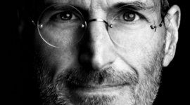the Life and Works of STEVE JOBS timeline