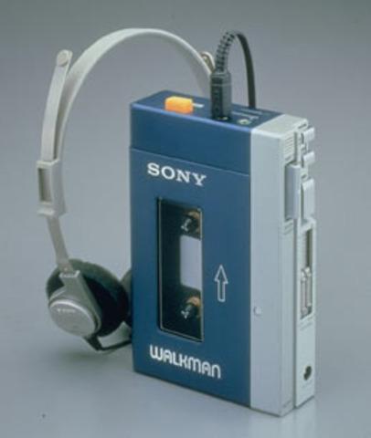 Sony Walkmen