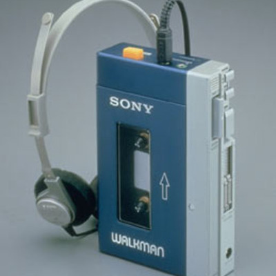 The history of portable music timeline