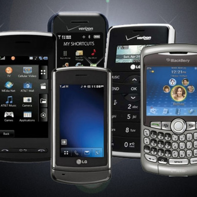 Cell Phones timeline