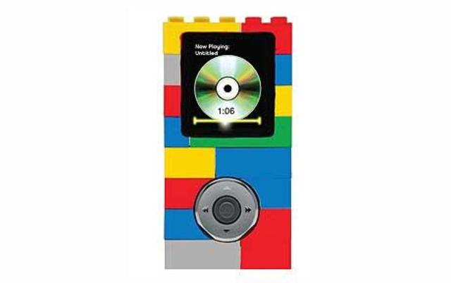 Lego MP3 player comes out