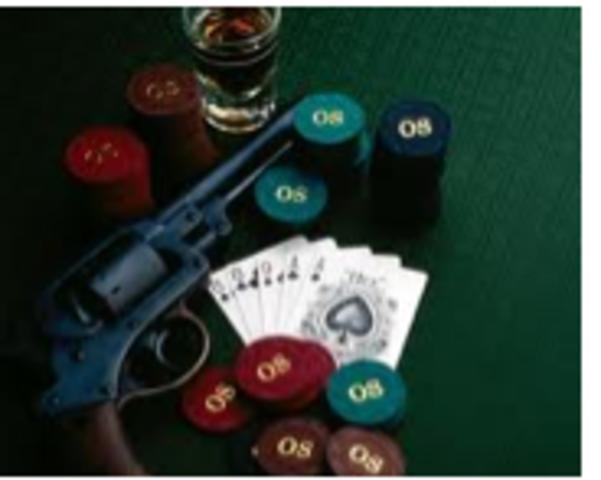Poe begins Gambling/Drinking