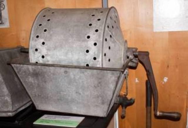 1st washing machine