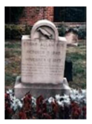 The Death of Edgar Allan Poe