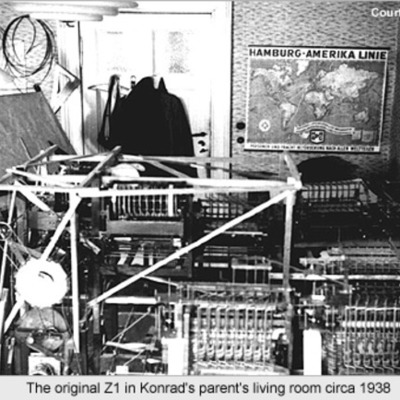 History of Computers 1901-2010 timeline
