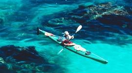 History of the Kayak timeline