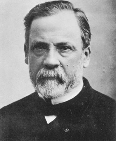 Luois Pasteur