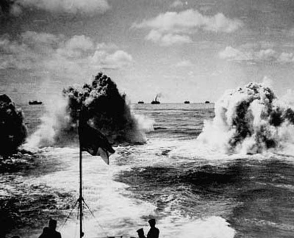 Battle of Atlantic starts