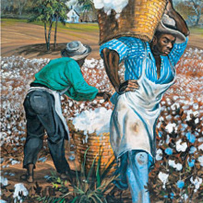 The South, Slavery, and Cotton 1790's - 1850's timeline