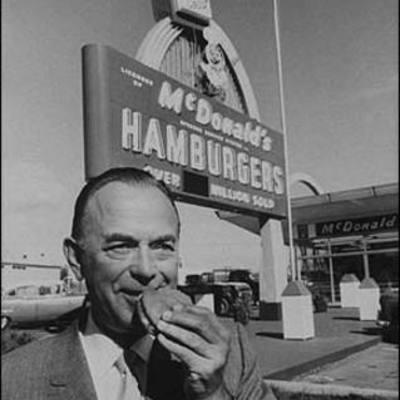 Ray Kroc's Life timeline