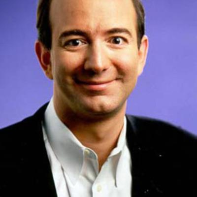 Jeff Bezos timeline