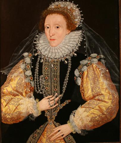 Death of Elizabeth 1