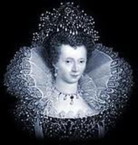 """Elizabeth I """"Golden Age"""""""