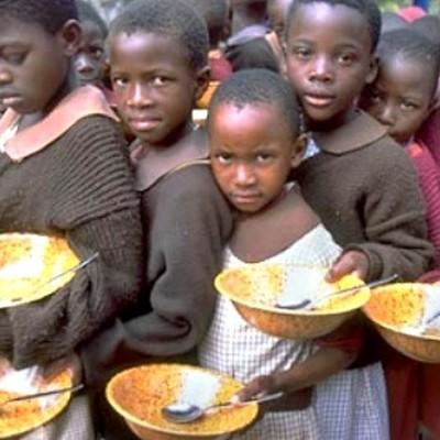 World Hunger timeline