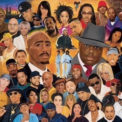 The History of Hip-Hop in the Media timeline
