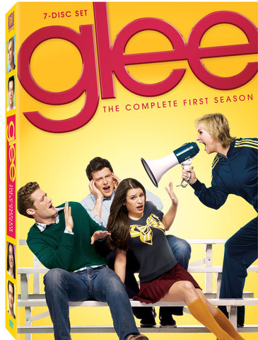 Glee – The Complete First Season was released
