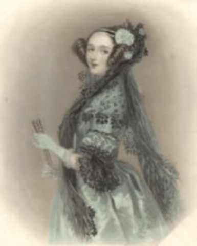 Lady Ada Augusta Love lace