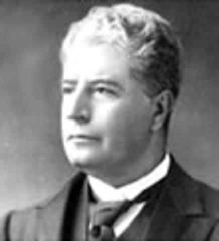 Edmund Barton is elected Prime Minister