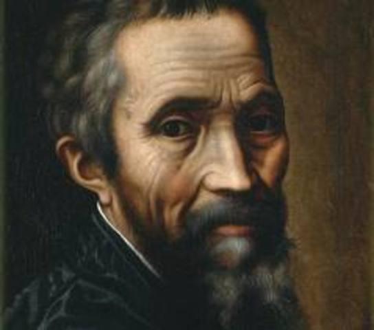 Michelangelo Buonarroti born