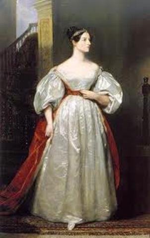 Lady Ada August Love a ce