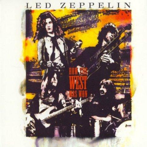Sale a la venta un triple disco en directo de 1972 llamado «How The West Was Won», al mismo tiempo se publica un doble DVD de más de 5 horas con actuaciones en directo de todas las épocas de Led Zeppelin.
