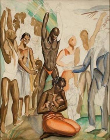 La libertad de los esclavos en 1851
