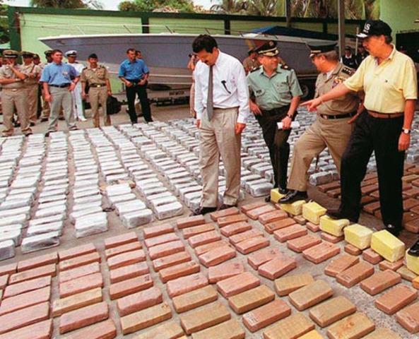 Con el boom del narcotráfico hacia Estados Unidos y Europa en las décadas de 1970 y 1980