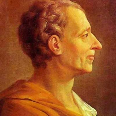 Baron Charles de Montesquieu timeline