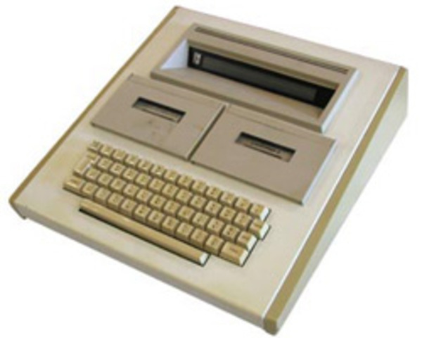 The first portable computer