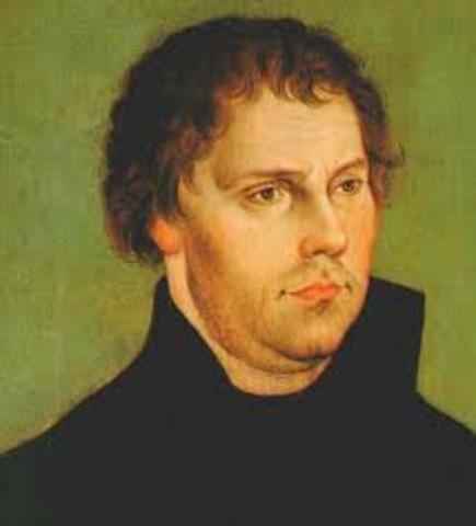 Start of Reformation