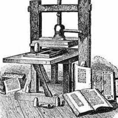 Invention of the Printing Press timeline