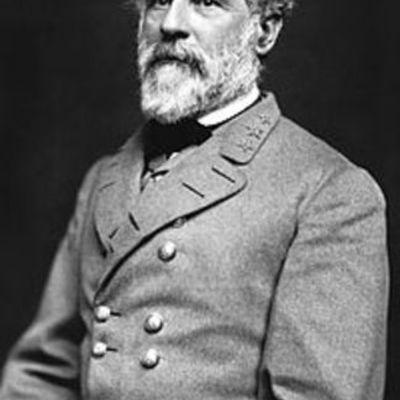Robert E. Lee timeline