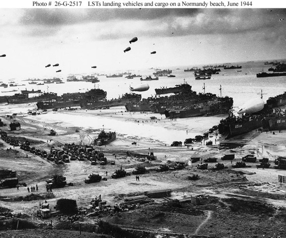 Normandy (including D-Day)