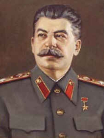 Josef Stalin Dies
