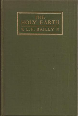 """The Holy Earth"" published by Bailey"