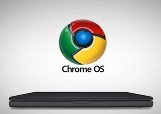 Geoogle Chrome OS