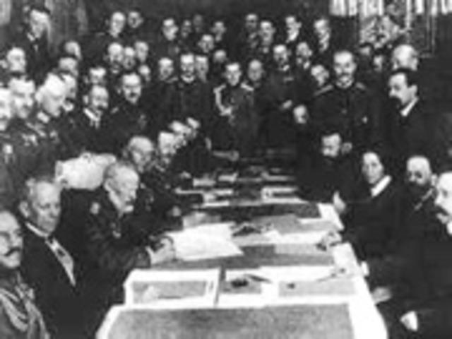 Treaty of Brest-Litovsk