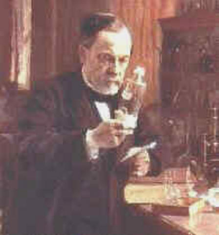 Dr. Louis Pasteur