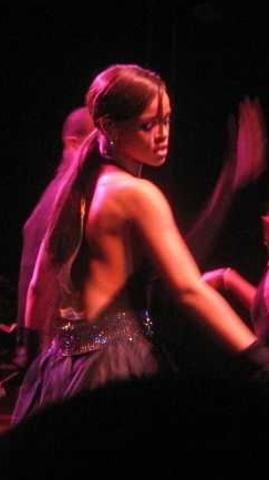 Rihanna demo was sent to Def Jam records!