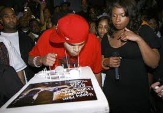 Chris Brown: My Super Sweet 18