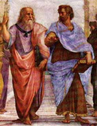 382 BC - Aristotle