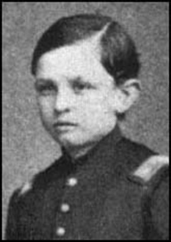 Lincoln's brother, Thomas, dies as a child.
