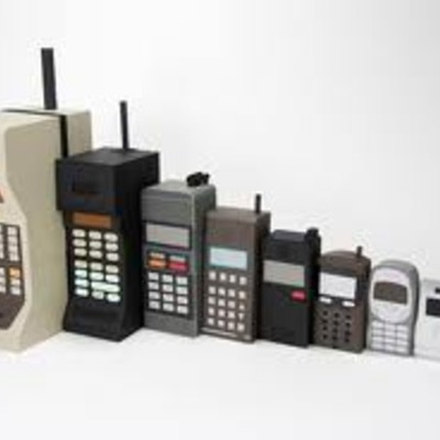 the history of cell phones  timeline